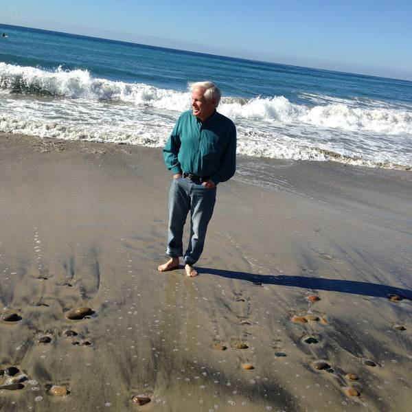 I must down to the sea again: I did a few weeks ago to a wintry Carlsbad, north of San Diego. With the wind in my feet and sand in my hair, I enjoyed being beached, littorally.