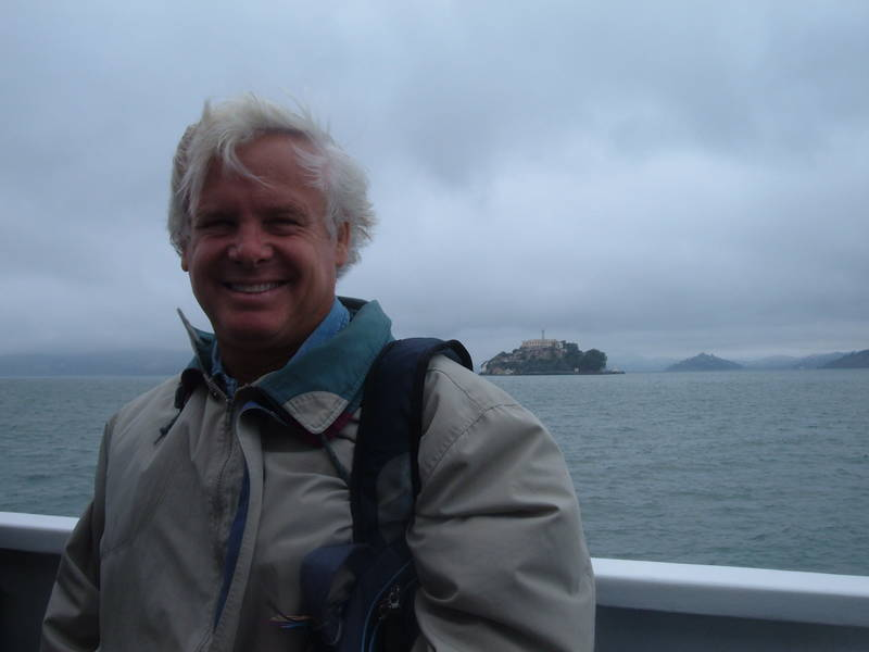 My cloudy, windswept, one-way transit to Alcatraz so many years ago. My troubles began as a child, nabbing sandwiches from cartoon-themed lunch boxes . . .