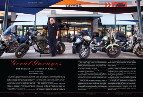 Bob Parsons: Life Runs in Cycles