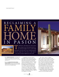 Reclaiming a Family Home in Pasion