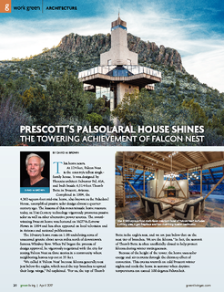 The Towering Achievement of Falcon Nest