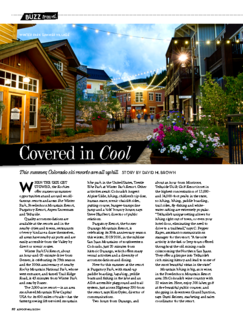 Covered in Cool: Colorado in Summer