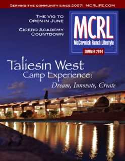 Taliesin West Summer Camps: Dream, Create, Innovate