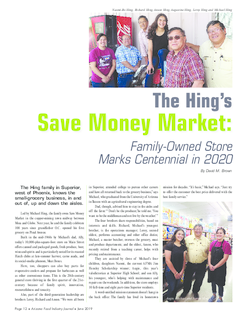 The Hings Save Money Market in Superior